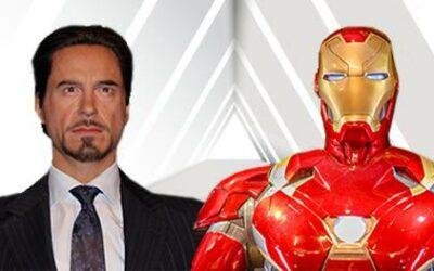 Tony Stark or Iron man